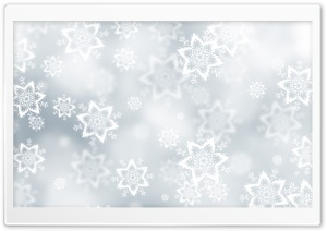 Snowflakes Texture HD Wide Wallpaper for Widescreen