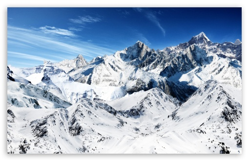 Snowy Mountain Peaks ❤ 4K UHD Wallpaper for Wide 16:10 5:3 Widescreen WHXGA WQXGA WUXGA WXGA WGA ; 4K UHD 16:9 Ultra High Definition 2160p 1440p 1080p 900p 720p ; Standard 4:3 5:4 3:2 Fullscreen UXGA XGA SVGA QSXGA SXGA DVGA HVGA HQVGA ( Apple PowerBook G4 iPhone 4 3G 3GS iPod Touch ) ; Tablet 1:1 ; iPad 1/2/Mini ; Mobile 4:3 5:3 3:2 16:9 5:4 - UXGA XGA SVGA WGA DVGA HVGA HQVGA ( Apple PowerBook G4 iPhone 4 3G 3GS iPod Touch ) 2160p 1440p 1080p 900p 720p QSXGA SXGA ;