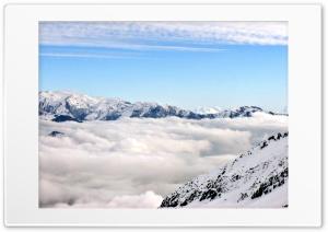 Snowy Mountains Ultra HD Wallpaper for 4K UHD Widescreen desktop, tablet & smartphone