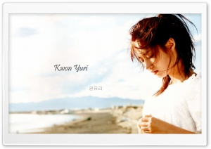 SNSD Kwon Yuri HD Wide Wallpaper for Widescreen