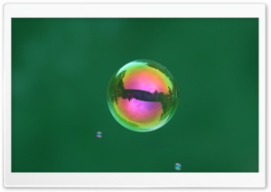 Soap Bubble HD Wide Wallpaper for Widescreen