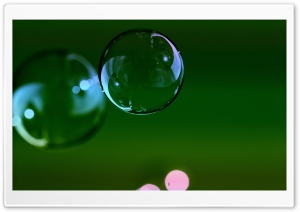 Soap Bubbles HD Wide Wallpaper for 4K UHD Widescreen desktop & smartphone