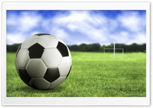 Soccer Ball HD Wide Wallpaper for 4K UHD Widescreen desktop & smartphone