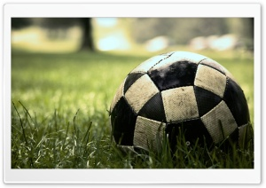 Soccer Ball HD Wide Wallpaper for Widescreen