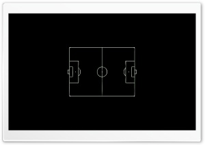 Soccer Field Layout HD Wide Wallpaper for 4K UHD Widescreen desktop & smartphone