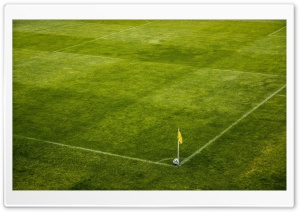 Soccer Field Stadium HD Wide Wallpaper for 4K UHD Widescreen desktop & smartphone