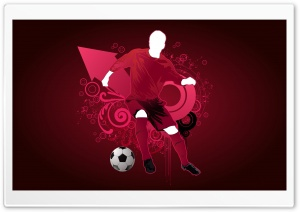 Soccer Player HD Wide Wallpaper for Widescreen