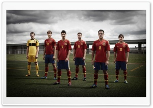 Soccer Players HD Wide Wallpaper for Widescreen
