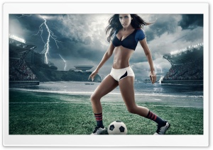 Soccer World Cup 2014 HD Wide Wallpaper for Widescreen