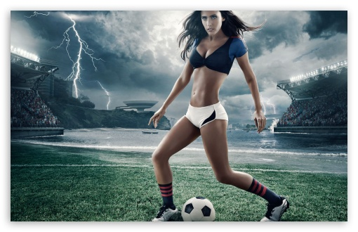 Download Soccer World Cup 2014 UltraHD Wallpaper