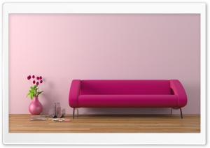 Sofa HD Wide Wallpaper for Widescreen