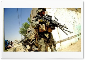 Soldier   Ultra HD Wallpaper for 4K UHD Widescreen desktop, tablet & smartphone