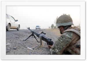 Soldier Gun Ultra HD Wallpaper for 4K UHD Widescreen desktop, tablet & smartphone