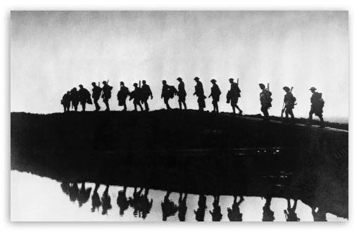 Soldiers Silhouette HD wallpaper for Wide 16:10 5:3 Widescreen WHXGA WQXGA WUXGA WXGA WGA ; HD 16:9 High Definition WQHD QWXGA 1080p 900p 720p QHD nHD ; Standard 4:3 5:4 3:2 Fullscreen UXGA XGA SVGA QSXGA SXGA DVGA HVGA HQVGA devices ( Apple PowerBook G4 iPhone 4 3G 3GS iPod Touch ) ; Tablet 1:1 ; iPad 1/2/Mini ; Mobile 4:3 5:3 3:2 16:9 5:4 - UXGA XGA SVGA WGA DVGA HVGA HQVGA devices ( Apple PowerBook G4 iPhone 4 3G 3GS iPod Touch ) WQHD QWXGA 1080p 900p 720p QHD nHD QSXGA SXGA ; Dual 5:4 QSXGA SXGA ;