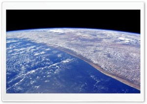 Somalia, Africa, Indian ocean, Earth view from Space Ultra HD Wallpaper for 4K UHD Widescreen desktop, tablet & smartphone