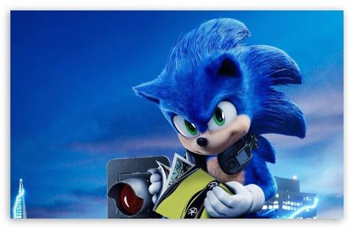 Sonic The Hedgehog Movie Ultra Hd Desktop Background Wallpaper For 4k Uhd Tv Tablet Smartphone