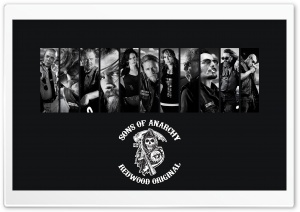 Sons Of Anarchy HD Wide Wallpaper for Widescreen