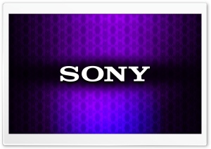 Sony HD Wide Wallpaper for Widescreen