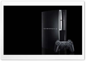 Sony Playstation 3 HD Wide Wallpaper for Widescreen