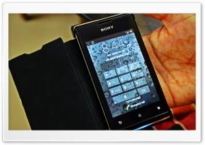 Sony Xperia E HD Wide Wallpaper for Widescreen