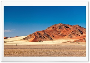 Sossusvlei, Namib Desert HD Wide Wallpaper for 4K UHD Widescreen desktop & smartphone