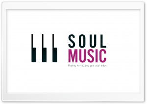 Soul/Music HD Wide Wallpaper for Widescreen