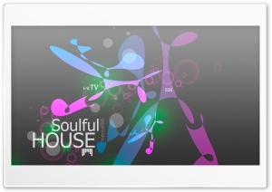 Soulful House Music eQ SC Twenty Six 2015 design by Tony Kokhan Ultra HD Wallpaper for 4K UHD Widescreen desktop, tablet & smartphone