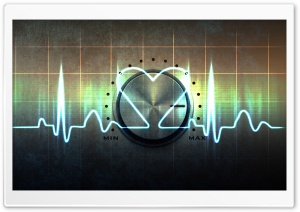 Sound of Love HD Wide Wallpaper for Widescreen
