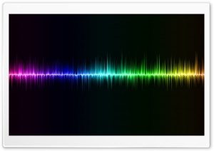 Sound Wave HD Wide Wallpaper for Widescreen