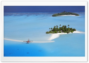 South Male Atoll, Maldives HD Wide Wallpaper for Widescreen