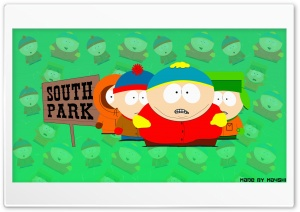South Park Ultra HD Wallpaper for 4K UHD Widescreen desktop, tablet & smartphone