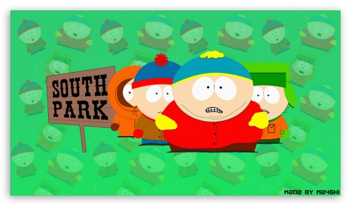 South Park ❤ 4K UHD Wallpaper for 4K UHD 16:9 Ultra High Definition 2160p 1440p 1080p 900p 720p ; Mobile 16:9 - 2160p 1440p 1080p 900p 720p ;