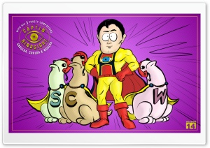 South Park - Captain Hindsight HD Wide Wallpaper for Widescreen
