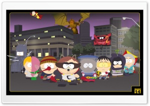 South Park - Coon 2 HD Wide Wallpaper for 4K UHD Widescreen desktop & smartphone