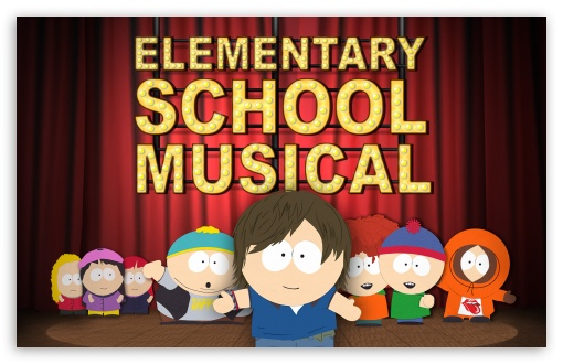 South Park - Elementary School Musical ❤ 4K UHD Wallpaper for Wide 16:10 5:3 Widescreen WHXGA WQXGA WUXGA WXGA WGA ; 4K UHD 16:9 Ultra High Definition 2160p 1440p 1080p 900p 720p ; Standard 4:3 5:4 3:2 Fullscreen UXGA XGA SVGA QSXGA SXGA DVGA HVGA HQVGA ( Apple PowerBook G4 iPhone 4 3G 3GS iPod Touch ) ; iPad 1/2/Mini ; Mobile 4:3 5:3 3:2 16:9 5:4 - UXGA XGA SVGA WGA DVGA HVGA HQVGA ( Apple PowerBook G4 iPhone 4 3G 3GS iPod Touch ) 2160p 1440p 1080p 900p 720p QSXGA SXGA ;