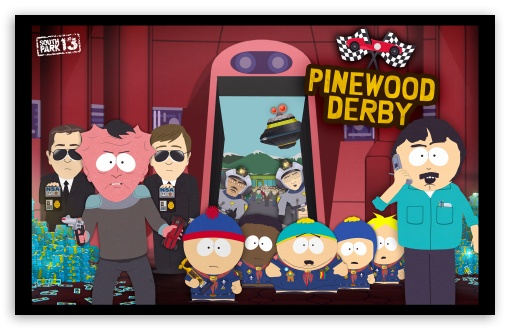 South Park - Pinewood Derby HD wallpaper for Wide 16:10 5:3 Widescreen WHXGA WQXGA WUXGA WXGA WGA ; HD 16:9 High Definition WQHD QWXGA 1080p 900p 720p QHD nHD ; Standard 4:3 5:4 3:2 Fullscreen UXGA XGA SVGA QSXGA SXGA DVGA HVGA HQVGA devices ( Apple PowerBook G4 iPhone 4 3G 3GS iPod Touch ) ; iPad 1/2/Mini ; Mobile 4:3 5:3 3:2 16:9 5:4 - UXGA XGA SVGA WGA DVGA HVGA HQVGA devices ( Apple PowerBook G4 iPhone 4 3G 3GS iPod Touch ) WQHD QWXGA 1080p 900p 720p QHD nHD QSXGA SXGA ;