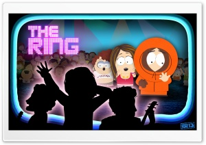 South Park - The Ring HD Wide Wallpaper for Widescreen