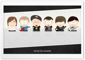 South Park Dead De Sound HD Wide Wallpaper for 4K UHD Widescreen desktop & smartphone