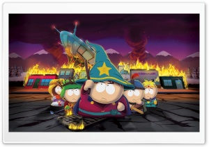 South Park The Stick of Truth 2014 HD Wide Wallpaper for 4K UHD Widescreen desktop & smartphone