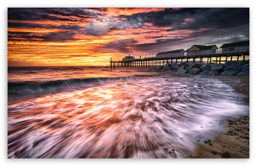 Southwold Pier, Beautiful Sunset Beach UltraHD Wallpaper for Wide 16:10 5:3 Widescreen WHXGA WQXGA WUXGA WXGA WGA ; UltraWide 21:9 24:10 ; 8K UHD TV 16:9 Ultra High Definition 2160p 1440p 1080p 900p 720p ; UHD 16:9 2160p 1440p 1080p 900p 720p ; Standard 4:3 5:4 3:2 Fullscreen UXGA XGA SVGA QSXGA SXGA DVGA HVGA HQVGA ( Apple PowerBook G4 iPhone 4 3G 3GS iPod Touch ) ; Smartphone 16:9 3:2 5:3 2160p 1440p 1080p 900p 720p DVGA HVGA HQVGA ( Apple PowerBook G4 iPhone 4 3G 3GS iPod Touch ) WGA ; Tablet 1:1 ; iPad 1/2/Mini ; Mobile 4:3 5:3 3:2 16:9 5:4 - UXGA XGA SVGA WGA DVGA HVGA HQVGA ( Apple PowerBook G4 iPhone 4 3G 3GS iPod Touch ) 2160p 1440p 1080p 900p 720p QSXGA SXGA ;