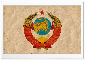 Soviet Union HD Wide Wallpaper for Widescreen