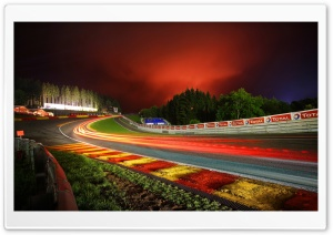 Spa Francorchamps Circuit HD Wide Wallpaper for Widescreen