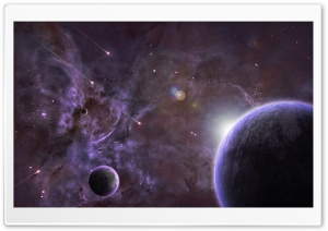 Space HD Wide Wallpaper for Widescreen