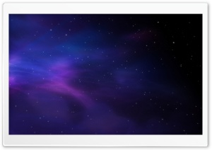 Space Colors Blue Purple Stars HD Wide Wallpaper for Widescreen