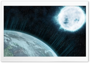 Space Concept Art HD Wide Wallpaper for Widescreen