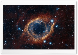 Space Eye HD Wide Wallpaper for Widescreen