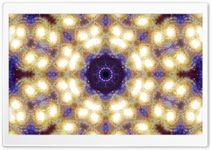 Space Mandala No1 HD Wide Wallpaper for Widescreen