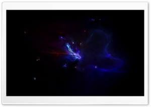 Space Nebula HD Wide Wallpaper for Widescreen