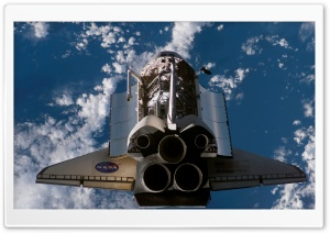 Space Shuttle HD Wide Wallpaper for Widescreen
