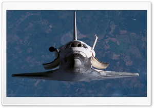 Space Shuttle Atlantis HD Wide Wallpaper for Widescreen
